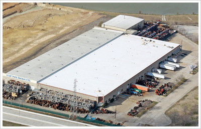 Aerial View of Star Pipe Products
