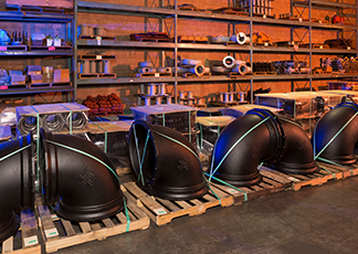Star Pipe Products - Ductile Iron Pipe Fittings, Joint Restraints