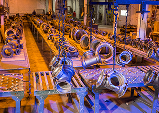 Star Pipe Products - Ductile Iron Pipe Fittings, Joint